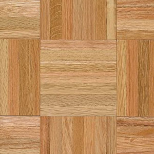 "Armstrong Urethane Parquet Contractor / Builder ~ Oak Standard 12""SQ-0"