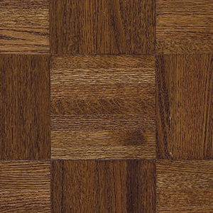 "Armstrong Urethane Parquet Contractor / Builder ~ Oak Windsor 12""SQ-0"
