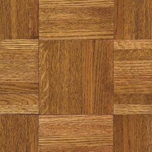"Armstrong Urethane Parquet Contractor / Builder ~ Oak Honey 12""SQ-0"