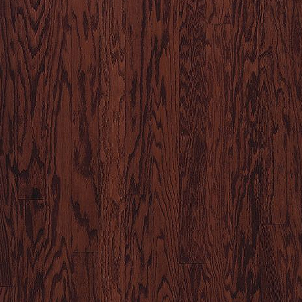 "Armstrong Beckford ~ Red Oak Plank Cherry Spice 3""-0"