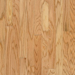 "Armstrong Beckford ~ Red Oak Plank Natural 3""-0"
