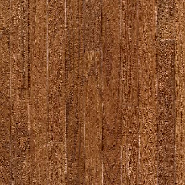 "Armstrong Beckford ~ Red Oak Plank Auburn 5""-0"