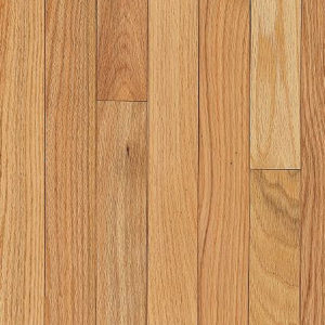"Armstrong Yorkshire ~ Red Oak Strip Natural 2 1/4""-0"