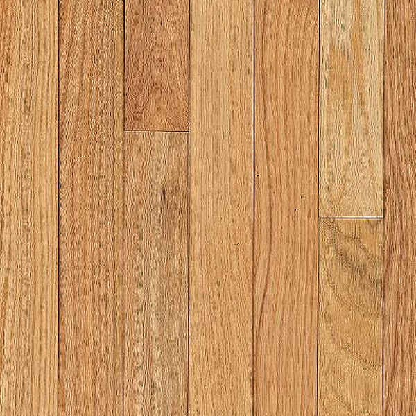 "Armstrong Yorkshire ~ Red Oak Strip Pioneer Natural 2 1/4""-0"