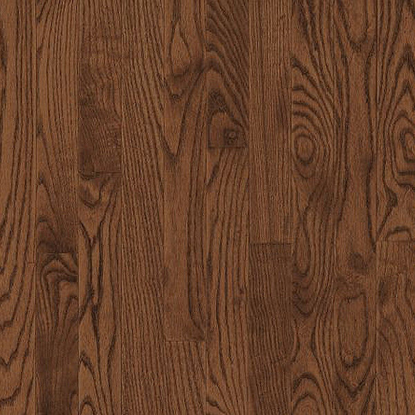 "Armstrong Yorkshire ~ White Oak Strip Umber 2 1/4""-0"