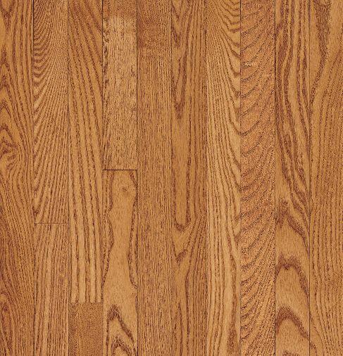 """Bruce Manchester Plank ~ Red Oak Butterscotch 3 1/4""""-0"""