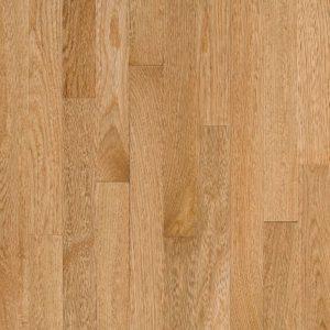 "Bruce Natural Choice Low Gloss Strip ~ Red Oak Natural 2 1/4""-0"