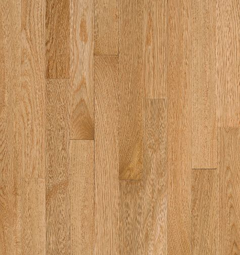 "Bruce Natural Choice Low Gloss Strip ~ Red Oak Natural 2 1/4""-0"