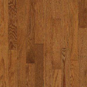 "Bruce Natural Choice Low Gloss Strip ~ R/W Oak Gunstock 2 1/4""-0"