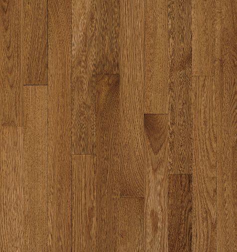 "Bruce Natural Choice Low Gloss Strip ~ R/W Oak Mellow 2 1/4""-0"