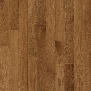 "Bruce Natural Choice Strip ~ R/W Oak Mellow 2 1/4""-0"