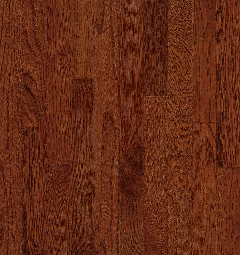 "Bruce Natural Choice Low Gloss Strip ~ White Oak Cherry 2 1/4""-0"