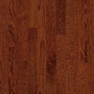 "Bruce Natural Choice Strip ~ R/W Oak Cherry 2 1/4""-0"