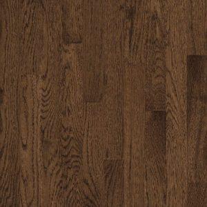 "Bruce Natural Choice Strip ~ R/W Oak Walnut 2 1/4""-0"