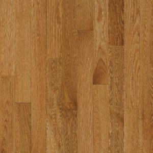 "Bruce Natural Choice Low Gloss Strip ~ White Oak Desert Natural 2 1/4""-0"