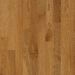 "Bruce Natural Choice Strip ~ White Oak Desert Natural 2 1/4""-0"