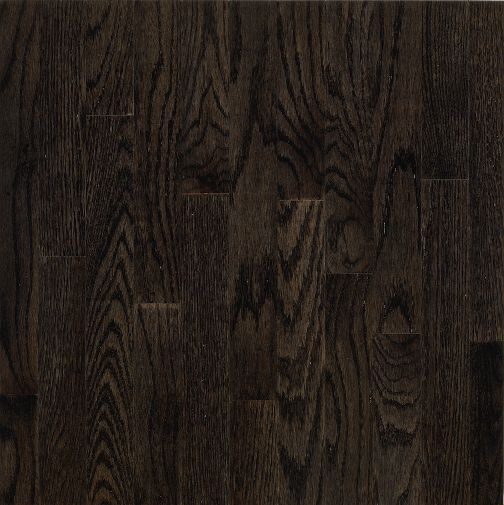 "Bruce Dundee Plank ~ Red Oak Espresso 3 1/4""-0"