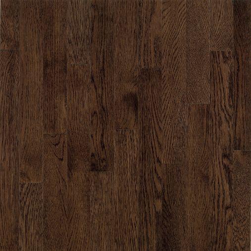 "Bruce Dundee Plank ~ White Oak Mocha 3 1/4""-0"