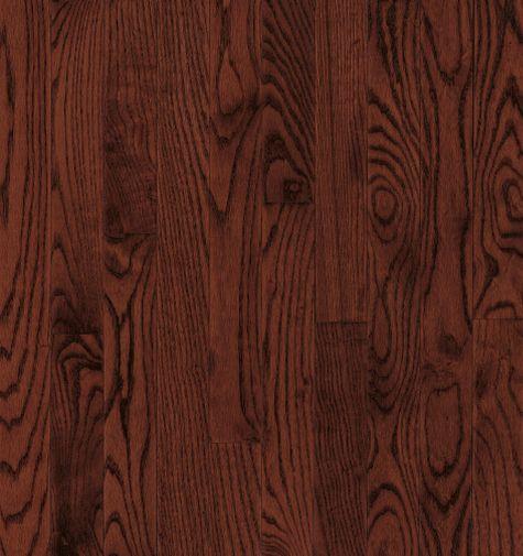 "Bruce Manchester Strip ~ Red Oak Cherry 2 1/4""-0"