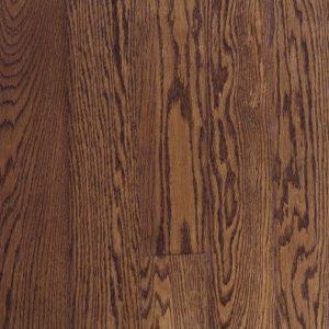 """Bruce Fulton / Low Gloss Strip ~ R/W Oak Saddle 2 1/4""""-0"""
