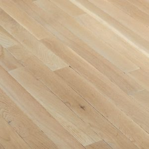 "Bruce Fulton Plank ~ White Oak Winter White 3 1/4""-0"