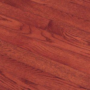 """Bruce Fulton Plank ~ R/W Oak Cherry 3 1/4""""-0"""