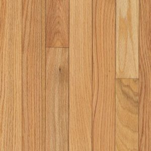 "Bruce Dundee Strip ~ Red Oak Natural 2 1/4""-0"