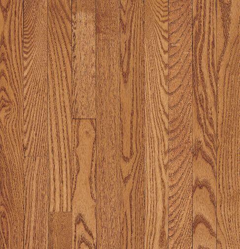 "Bruce Westchester ~ Red Oak Butterscotch 2 1/4""-0"