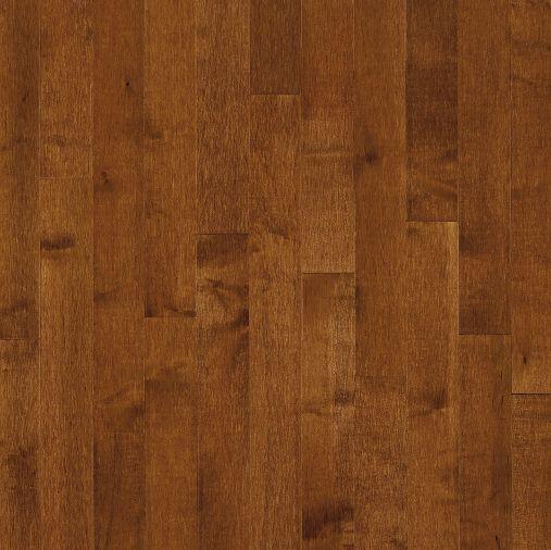 "Bruce Kennedale Prestige Plank ~ Dark Maple Sumatra 3 1/4""-0"