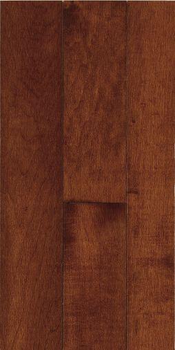 "Bruce Kennedale Prestige Plank ~ Maple Cherry 3 1/4""-0"