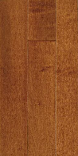 "Bruce Kennedale Prestige Wide Plank ~ Maple Cinnamon 5""-0"