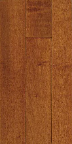 "Bruce Kennedale Strip ~ Maple Cinnamon 2 1/4""-0"