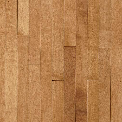 Bruce Kennedale Prestige Plank Light Maple Caramel 3 1 4