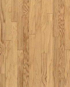 "Bruce Turlington ~ Red Oak Natural 3""-0"