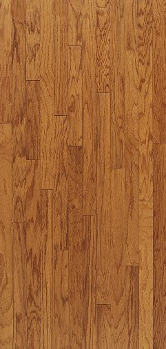 "Bruce Turlington ~ Red Oak Butterscotch 3""-0"