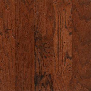 "Bruce American Originals Lock & Fold ~ Oak Dakota Cherry 5""-0"