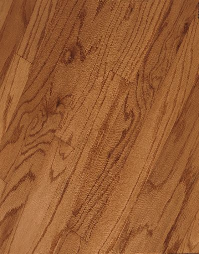 "Bruce Springdale Plank ~ Red Oak Butterscotch 3""-0"