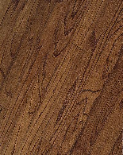 """Bruce Springdale Plank ~ Red Oak Saddle 3""""-0"""