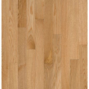 """Armstrong Kingsford ~ Red Oak Natural 2 1/4""""-0"""