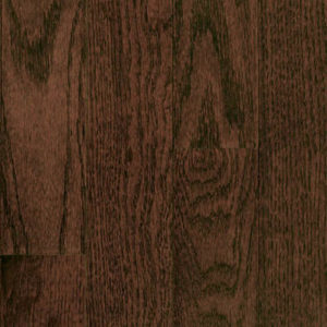 "Mullican St. Andrews Oak Dark Chocolate 2 1/4""-0"
