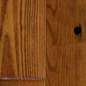 "Versini Lazio Hand Scraped Reclaimed Pine Praline Honey 1/2"" x 5""-0"