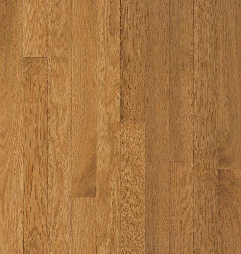"Bruce Waltham Plank ~ White Oak Cornsilk 3 1/4""-0"