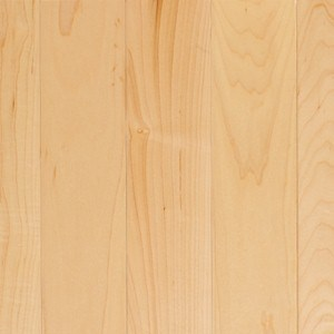 "Somerset Specialty Plank Natural Maple Solid 5""-0"