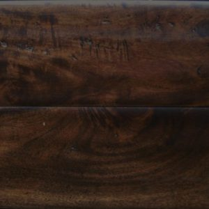 "Santa Fe Hand Sculpted Toffee Asian Walnut 4 3/4""-0"