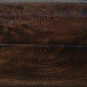 """Santa Fe Hand Sculpted Toffee Asian Walnut 4 3/4""""-0"""