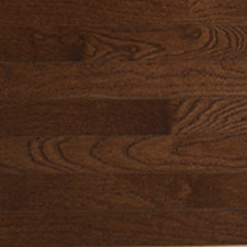 "Somerset Color Collection Engineered 3 1/4"" White Oak Metro Brown-0"