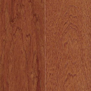 "Mannington Blue Ridge Hickory Cherry Spice 9/16"" x 5""-0"