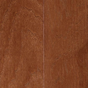 "Mannington Blue Ridge Hickory English Leather 9/16"" x 5""-0"