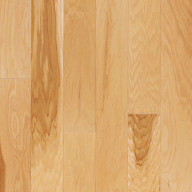 "Harris Distinctions Engineered Hickory Natural 1/2"" x 5""-0"