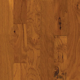 "Harris Distinctions Engineered Rustic Pecan Golden 1/2"" x 5""-0"